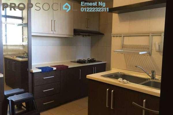 Condominium For Rent in Pelangi Condominium, Sentul Freehold Fully Furnished 2R/2B 1.7k