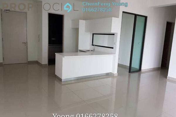 Serviced Residence For Sale in CitiZen, Old Klang Road Freehold Semi Furnished 3R/2B 680k