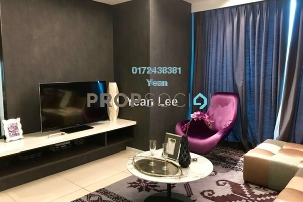Condominium For Sale in VERVE Suites, Old Klang Road Freehold Fully Furnished 2R/2B 898k