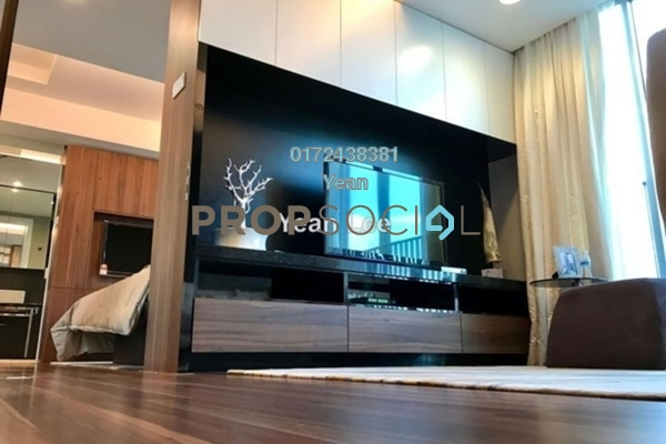 Condominium For Sale in VERVE Suites, Old Klang Road Freehold Fully Furnished 2R/2B 800k