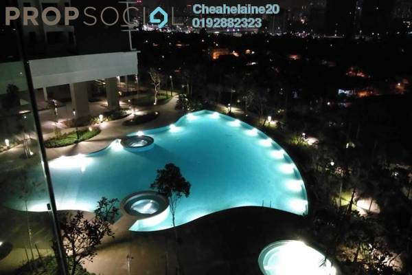 Condominium For Sale in KL Traders Square, Kuala Lumpur Freehold Unfurnished 3R/2B 425k