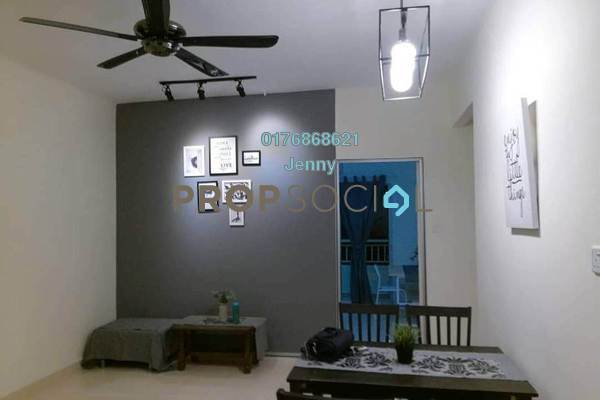 Condominium For Rent in SuriaMas, Bandar Sunway Freehold Fully Furnished 4R/2B 3k