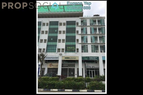 Office For Sale in 10 Boulevard, Bandar Utama Freehold Semi Furnished 2R/2B 630k