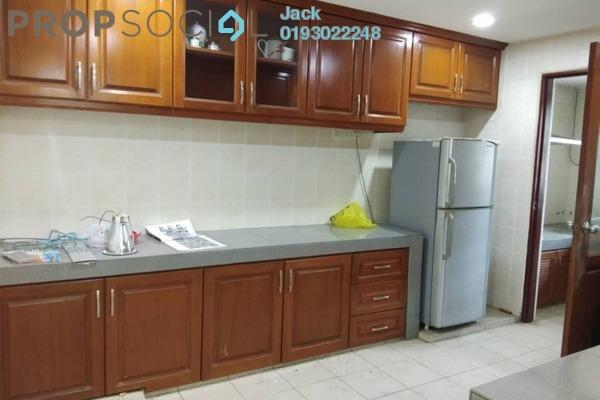 Terrace For Rent in Taman Melawati, Kuala Lumpur Freehold Semi Furnished 4R/3B 2.1k