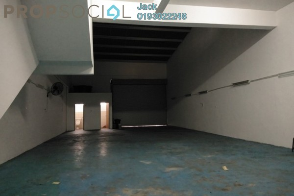 Factory For Rent in Hicom Glenmarie, Glenmarie Freehold Unfurnished 0R/3B 4.3k