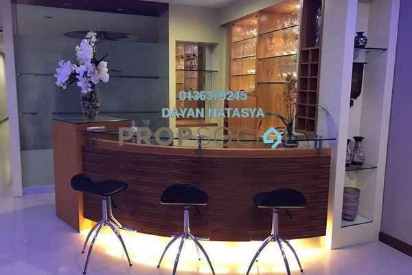 Condominium For Sale in Kemensah Villa, Kemensah Freehold Semi Furnished 5R/5B 1m