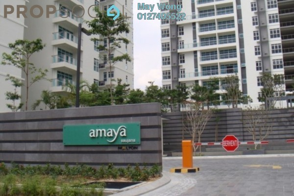 Condominium For Rent in Amaya Saujana, Saujana Freehold Fully Furnished 3R/3B 4k