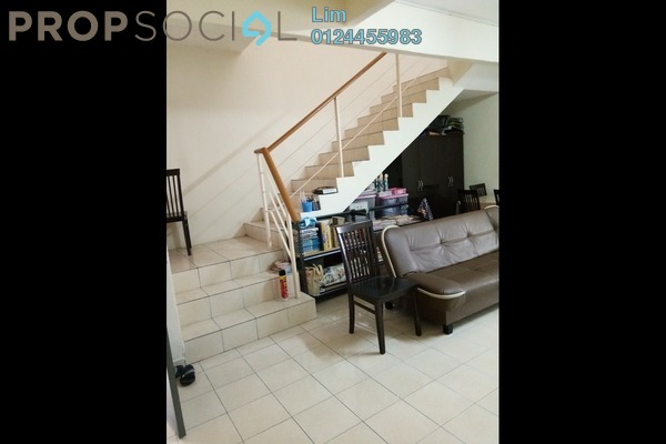 For Sale Terrace at Kulim Hi-Tech Park, Kulim Freehold Semi Furnished 4R/3B 368k
