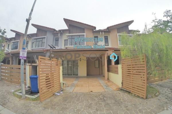 Terrace For Rent in Subang Bestari, Subang Freehold semi_furnished 4R/3B 2k