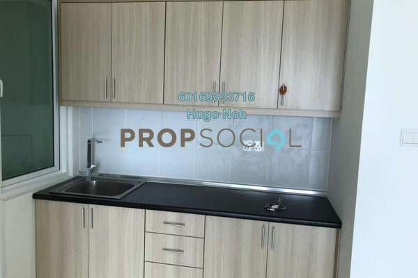 Condominium For Rent in KL Traders Square, Kuala Lumpur Freehold Semi Furnished 3R/2B 1.3k