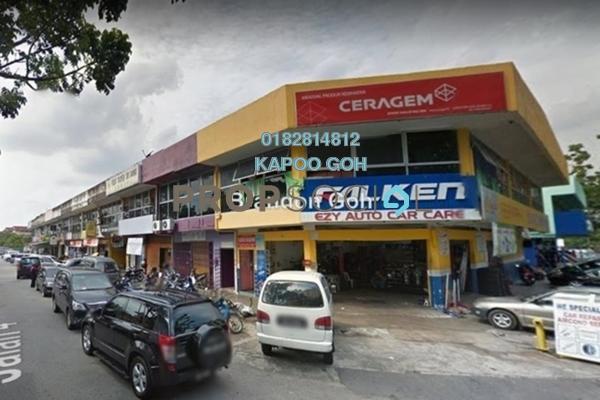 Shop For Sale in Danau Kota, Setapak Leasehold Semi Furnished 0R/0B 1.8m
