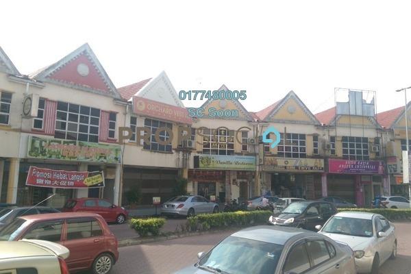 Shop For Rent in Taman Flora Utama, Batu Pahat Freehold unfurnished 0R/1B 1.8k