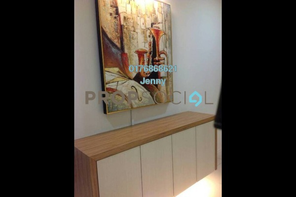 Condominium For Rent in Setia Sky Residences, KLCC Freehold Fully Furnished 4R/3B 4.5k