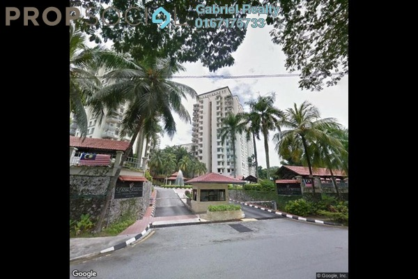 Condominium For Sale in Danau Impian, Taman Desa Freehold Semi Furnished 3R/2B 420k