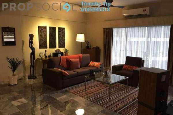 Condominium For Sale in Menara Bukit Ceylon, Bukit Ceylon Freehold Fully Furnished 3R/2B 1.18m