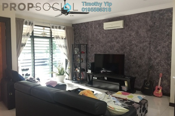 Terrace For Sale in Taman Esplanad, Bukit Jalil Freehold Unfurnished 5R/4B 1.73m