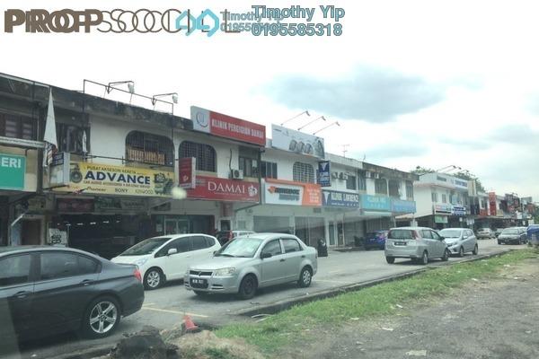 Shop For Rent in Taman Bukit Mewah, Kajang Freehold Semi Furnished 0R/0B 1.15k