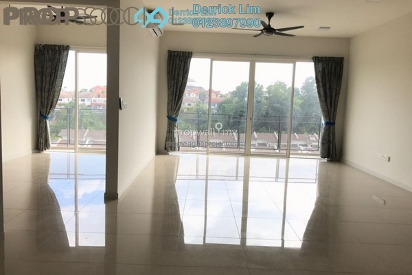 Condominium For Sale in Casa Green, Cheras South Freehold Unfurnished 4R/4B 615k