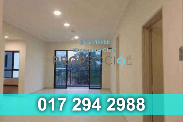 Condominium For Rent in Zefer Hill Residence, Bandar Puchong Jaya Freehold Semi Furnished 3R/3B 1.5k