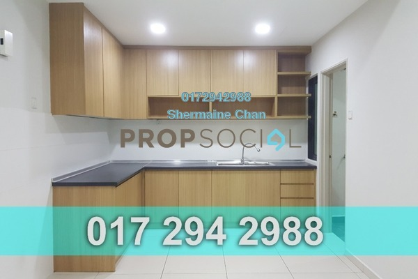 Condominium For Rent in Zefer Hill Residence, Bandar Puchong Jaya Freehold Semi Furnished 4R/4B 1.7k