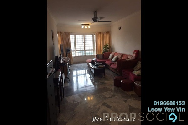 Condominium For Sale in Sri Intan 1, Jalan Ipoh Freehold Fully Furnished 3R/0B 350k