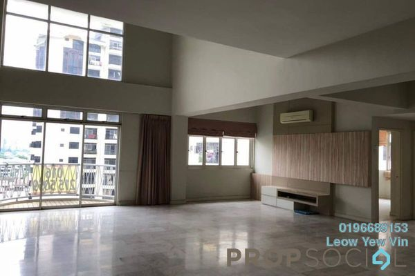 Condominium For Sale in One Ampang Avenue, Ampang Freehold Semi Furnished 5R/5B 1m