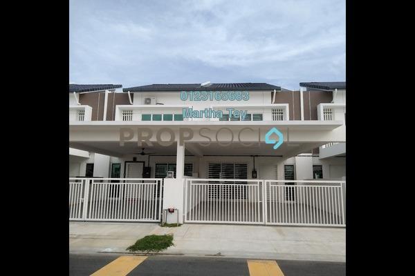 Terrace For Rent in Fellona, Bandar Sri Sendayan Freehold Semi Furnished 4R/4B 1.7k