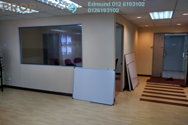 Office For Rent in Kelana Square, Kelana Jaya Freehold Semi Furnished 0R/0B 1.9k