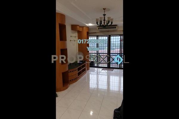 Condominium For Sale in Evergreen Park, Bandar Sungai Long Freehold Semi Furnished 3R/2B 380k