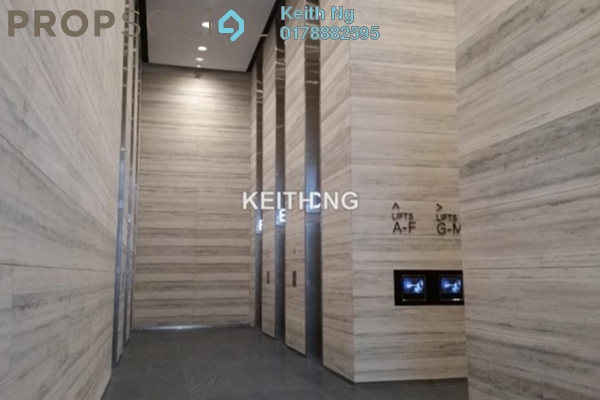 Office For Rent in Ilham Baru Tower, KLCC Freehold Unfurnished 1R/1B 25k