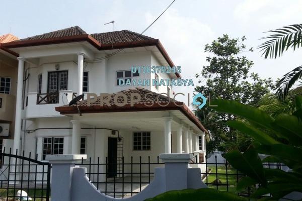 Semi-Detached For Sale in Taman Bukit Jaya, Bukit Antarabangsa Freehold Semi Furnished 5R/3B 1.07m