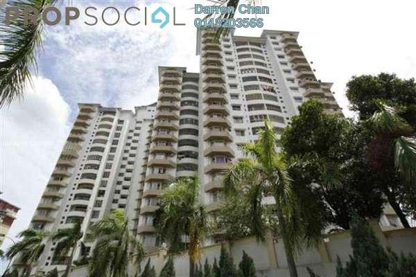 Condominium For Sale in Sri Lata, Desa Petaling Freehold Fully Furnished 3R/2B 490k