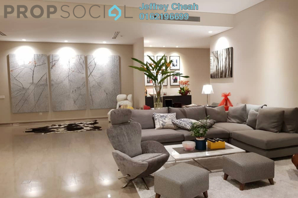 Condominium For Sale in Serai, Bangsar Freehold Fully Furnished 4R/5B 7.8m