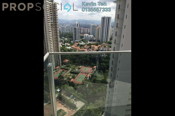 Condominium For Sale in Pavilion Hilltop, Mont Kiara Freehold Semi Furnished 5R/4B 2.2m