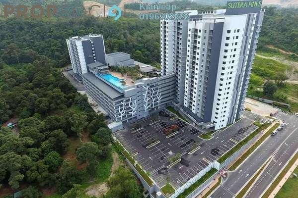 Condominium For Sale in Sutera Pines, Bandar Sungai Long Freehold Semi Furnished 3R/2B 610k