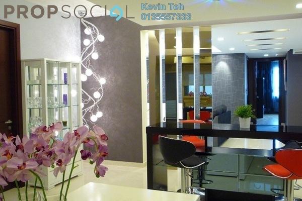 Condominium For Rent in Mont Kiara Meridin, Mont Kiara Freehold Fully Furnished 5R/4B 7k