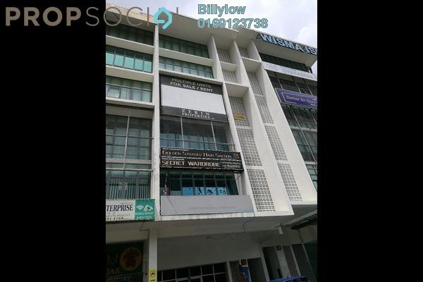 Office For Rent in PJ 21, Kelana Jaya Freehold Unfurnished 0R/0B 2.8k
