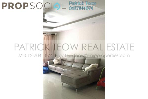 For Rent Condominium at Kiaramas Cendana, Mont Kiara Freehold Fully Furnished 3R/3B 4.8k
