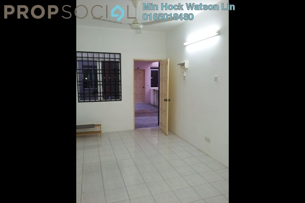 For Sale Apartment at Kingston Park, Kampar Leasehold Semi Furnished 3R/2B 60k