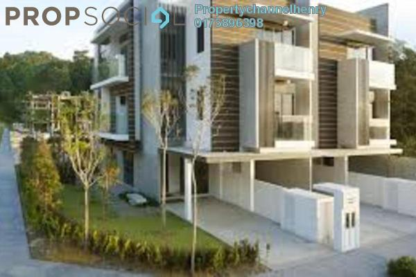 Townhouse For Sale in BP3, Bandar Bukit Puchong Leasehold Unfurnished 3R/3B 434k
