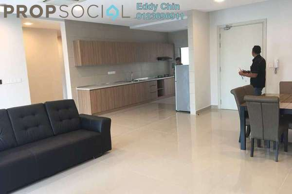 Condominium For Rent in KM1, Bukit Jalil Freehold Fully Furnished 4R/4B 5k
