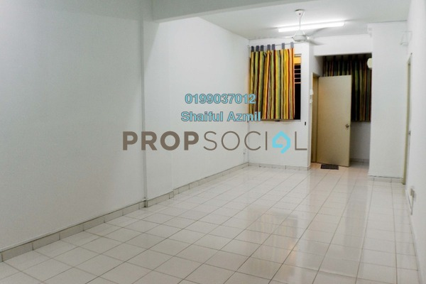 Apartment For Rent in Puri Pesona Apartment, Bandar Sungai Long Freehold Unfurnished 3R/2B 1k