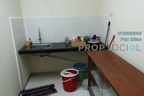 Office For Rent in Seksyen 9, Bandar Baru Bangi Freehold Semi Furnished 0R/1B 1.3k