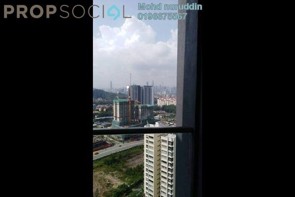 Condominium For Sale in Infiniti3 Residences, Wangsa Maju Freehold Semi Furnished 3R/2B 740k