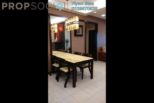 Condominium For Sale in Suria Damansara, Kelana Jaya Freehold Fully Furnished 3R/2B 520k