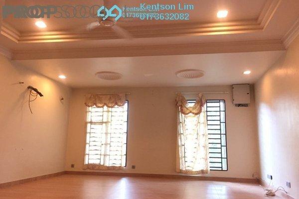 Terrace For Sale in SD12, Bandar Sri Damansara Freehold Semi Furnished 5R/3B 1.59m