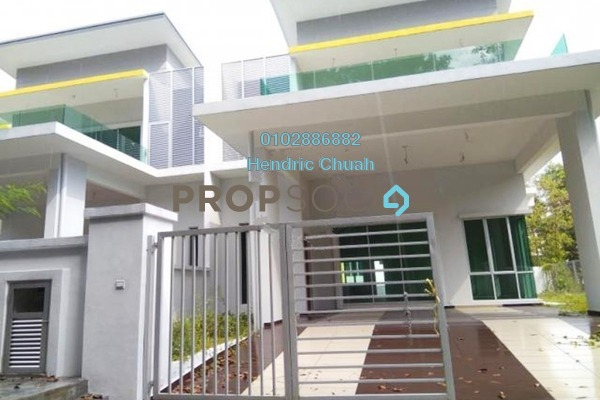 Semi-Detached For Sale in Mon't Jade, Seremban Freehold Unfurnished 5R/4B 950k