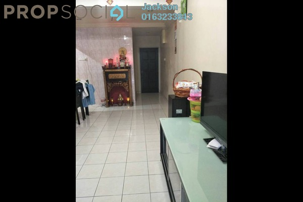 Apartment For Sale in Mahkota Walk, Bandar Mahkota Cheras Freehold Fully Furnished 3R/2B 230k