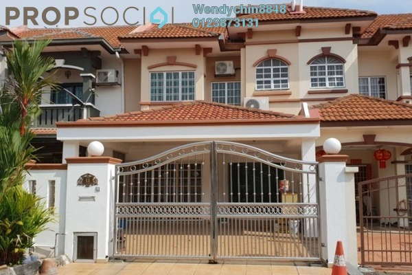 Terrace For Rent in Puteri 12, Bandar Puteri Puchong Freehold Semi Furnished 4R/3B 2k