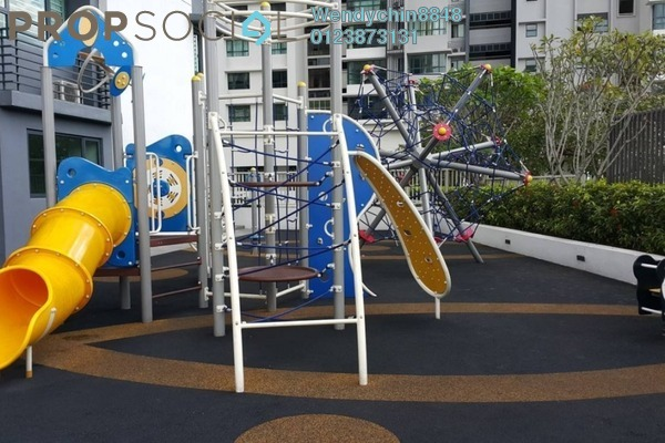 Condominium For Sale in KM1, Bukit Jalil Freehold Semi Furnished 3R/2B 950k